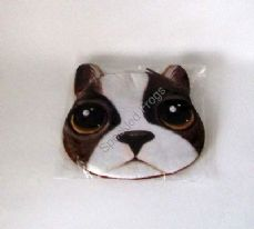 1. Cute Dog Purse.